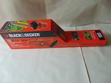 "New Black & Decker 3 Amp 16"" Dual Action Electric Hedge Trimmer TR116"