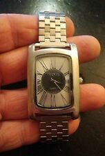 Vintage Terner unisex watch, new stainless steel watch band, running