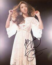 Pretty Yuna Ito Signed 8x10 Nana Endless Story Exact Proof