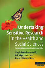 Undertaking Sensitive Research in the Health and Social Sciences: Managing Bound