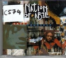 (CJ890) Nation of Abel, Save Yourself - 1994 CD