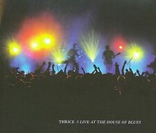 THRICE-LIVE AT THE HOUSE OF CD NEW