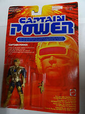 MATTEL - CAPTAIN POWER - CAPTAIN POWER