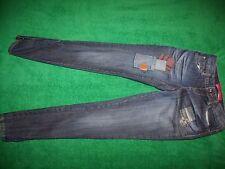 Juniors ZANA DI patch skinny jeans size 3