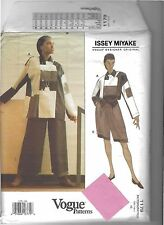 New Sewing Pattern Vogue 1179 Size 10 Issey Miyake Original Top, Shorts & Pants