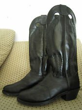 Vintage CAPRIOLA Cowboy Boots - By World Famous Saddle Maker To The Stars! sz 11