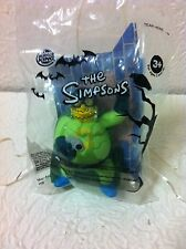 THE SIMPSONS TREE HOUSE OF HORRORS 2011 BURGER KING KIDS MEALS TOYS  HOMER  3+