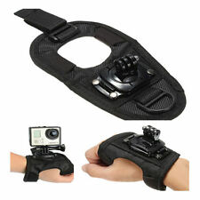 360 Glove-style Mount Wrist Band Hand Strap for GoPro HD  Camera Hero 2 3 3+ 4