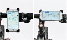 ROCKBROS Bicycle Holder Handlebar Clip Mount For 3.5-7 Inch Phone iPhone Xiaomi