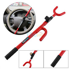 Steering Wheel Lock Anti Theft Security System Car Truck SUV Auto Club Sale US