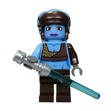 Aayla Secura Minifigure Star Wars Phantom Menace Clone Wars Jedi lego compatible