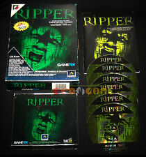 RIPPER Pc Versione Italiana Big Box ••••• COMPLETO