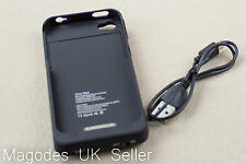 iPhone 4 Charger Cases 1900 mAh High power charger.