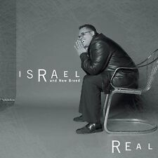 Israel & New Breed, Real Audio CD