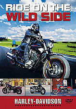 Ride On the Wild Side: Harley Davidson DVD NEW