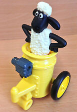McDonalds Happy Meal Toy 2014 SHAUN The Sheep Character SAUCE DISPENCER