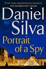 BUY 2 GET 1 FREE  Portrait of a Spy 11 by Daniel Silva (2011, Hardcover)