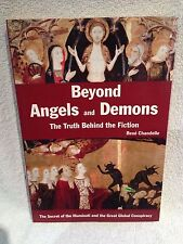 First UK Edition Beyond Angels and Demons by Rene Chandelle - Illuminati
