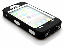 NEW Heavy Duty Armour Shock Proof Builders Workman Case Cover for iPhone 4 4S