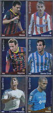 MUNDICROMO 2015 120 SUPERSTARS LIMITED EDITION SERIE COMPLETO MESSI  RONALDO
