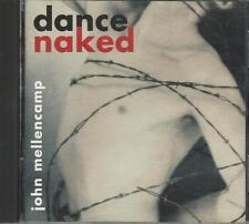 Music CD John Mellencamp Dance Naked