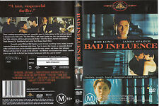 Bad Influence-1990-Rob Lowe-Movie-DVD