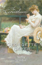 The Corinthian, Miss Georgette Heyer - Paperback Book NEW 9780099468080