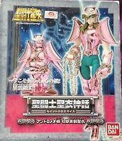Saint Seiya myth cloth Andromeda Shun V1  BANDAI