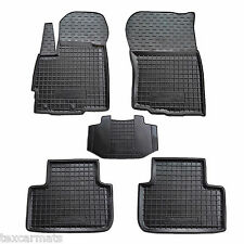 Rubber Car Floor Mats All Weather fit Mitsubishi ASX 2010-, OUTLANDER Sport, RVR