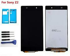 Full LCD Display Screen + Touch Digitizer For Sony Xperia Z2 D6502 D6503 Black