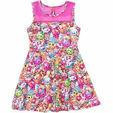 NWT Authentic Shopkins toddler, girl dress L (10/12)