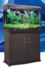 Aqua One AR 850 Black Aquarium With Cabinet