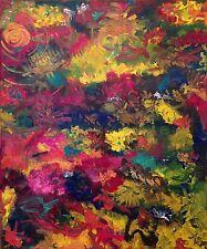 """Ballogletti """"Memoria"""" - Modern art oil painting - Ölgemälde Moderne Kunst"""
