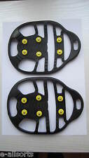 A Pair of Shoe Ice & Snow Gripper Cleats Unisex New