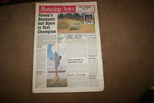 Motoring News 20 December 1979 Bandama Rally Aurora F1 Review Terry Gray
