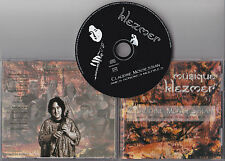 RARE CD 13T CLAUDINE MOVSESSIAN ÂMES SONORES MULTIPLES MUSIQUE KLEZMER