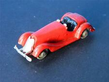 VINTAGE BRITAINS LILLIPUT WORLD HO/OO GAUGE LEAD OPEN TOP SPORTS CAR #LV601