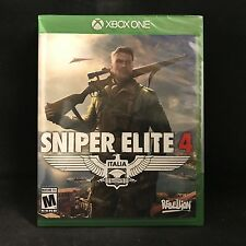 Sniper Elite 4 (Xbox One) BRAND NEW / Region Free
