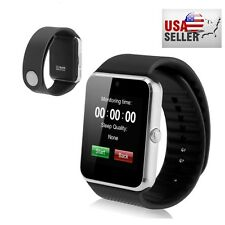 NEW Bluetooth Smart Watch Phone Mate Touch Screen for IOS Android IPhone HTC