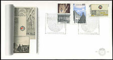 Netherlands 1986 Utrecht Events FDC First Day Cover #C27890