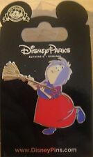 Disney The Sword in The Stone - Madame Mim with Broom Pin- New on Card- #116712