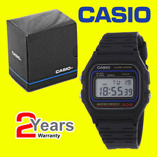 Reloj Digital Genuine Casio Collection W-59 -1 VQES Deportes 50m Resistente al Agua LCD