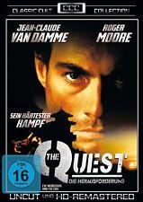 The Quest - Die Herausforderung - Classic Cult Edition - DVD- NEU u. OVP