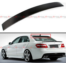 2010-2016 MERCEDES BENZ W212 E-CLASS & E63 SEDAN CARBON FIBER REAR ROOF SPOILER
