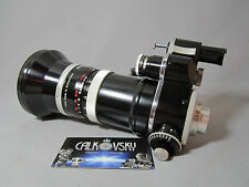 BOLEX SUPER-16 KERN VARIO SWITAR H16 RX 1.9/16-100MM C-MOUNT LENS MOVIE CAMERA