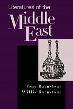 Literatures of the Middle East (by Barnstone & Barnstone) -- BRAND NEW!