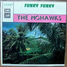 "THE MOHAWKS Funky Funky FRENCH PS 7"" NORTHERN SOUL MINT! ♫"