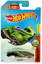 2016 Hot Wheels #28 HW Digital Circuit Epic Fast ERROR no back wheels