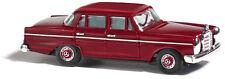 Coche a escala Busch (H0 40401): Oldtimer Mercedes-Benz 220 1959 - rojo