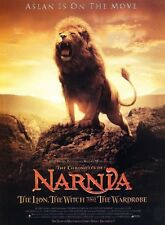 Chronicles Of Narnia Lion Witch Wardrobe Movie Poster 24x36in #01